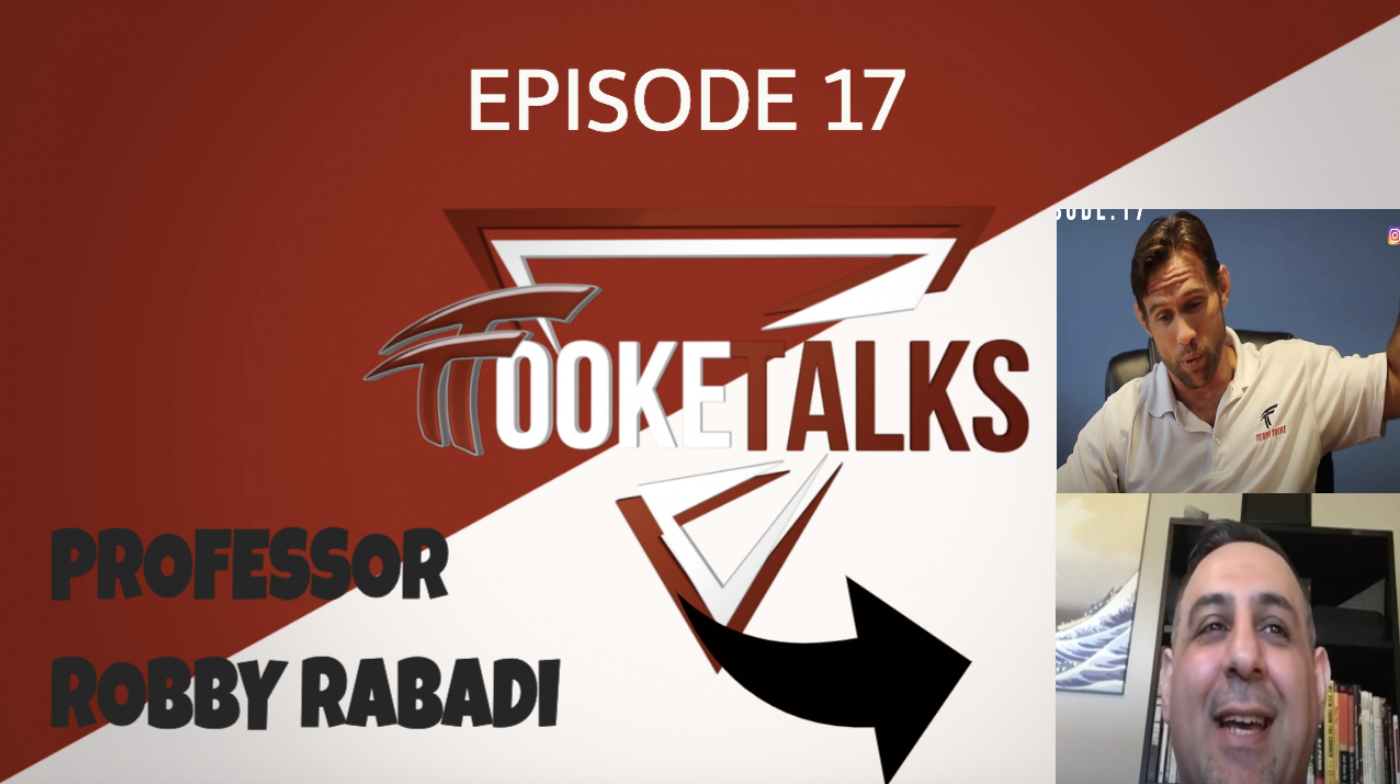 Tooke Talks Podcast thumbnail